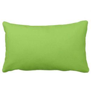 I [Heart] Libraries Pillow (green/black)