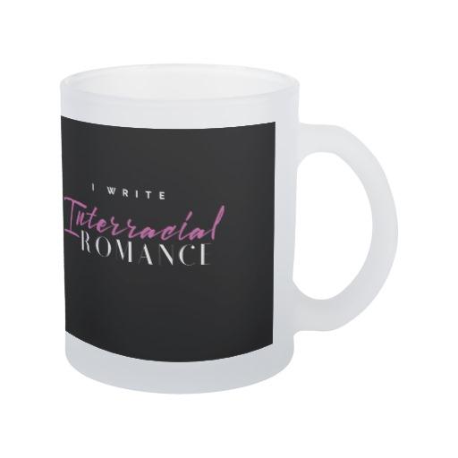 I Write Interracial Romance Mug