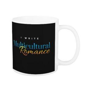 I Write Multicultural Romance Mug