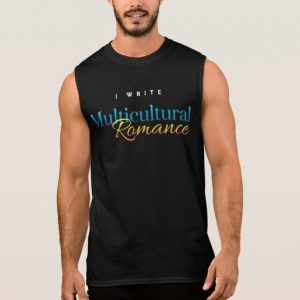 I Write Multicultural Romance Shirt (men's)