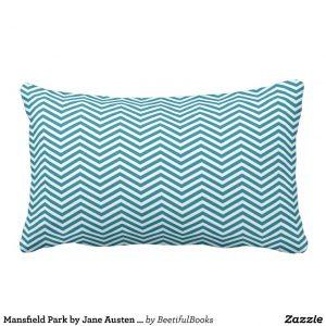 Mansfield Park by Jane Austen (1814) Pillow