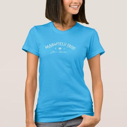 Mansfield Park by Jane Austen (1814) Shirt