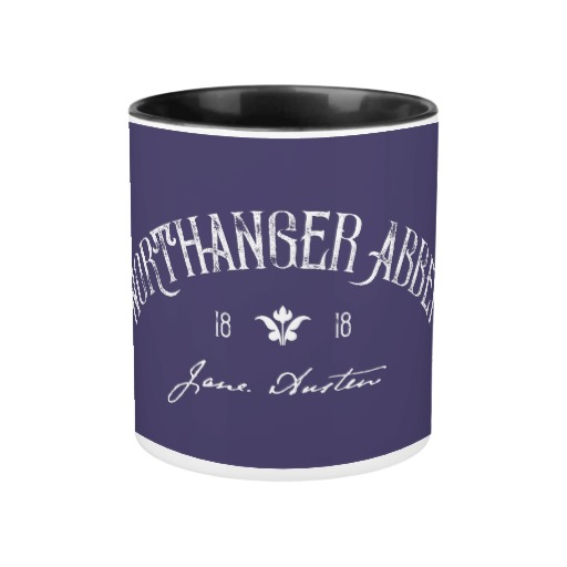 Northanger Abbey by Jane Austen (1818) Mug