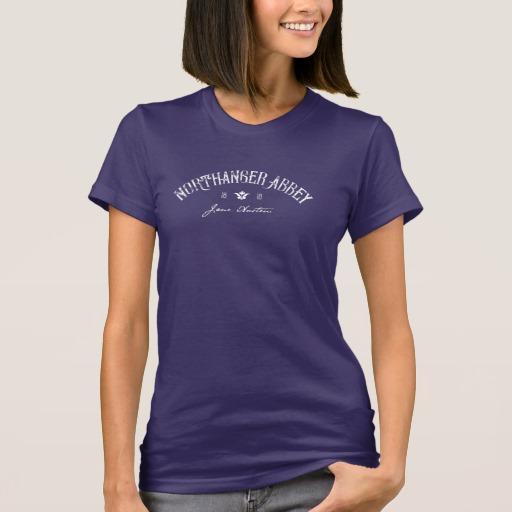 Northanger Abbey by Jane Austen (1818) Shirt