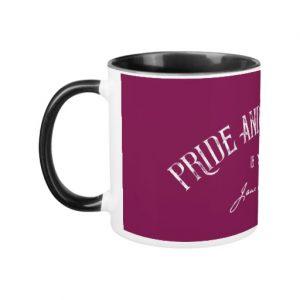 Pride and Prejudice by Jane Austen (1813) Mug