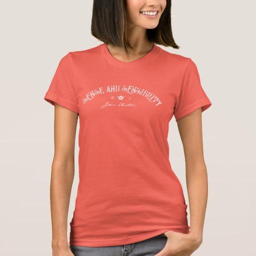 Sense and Sensibility by Jane Austen (1811) Shirt
