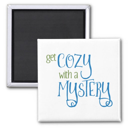 Get Cozy with a Mystery Magnet (colored design)