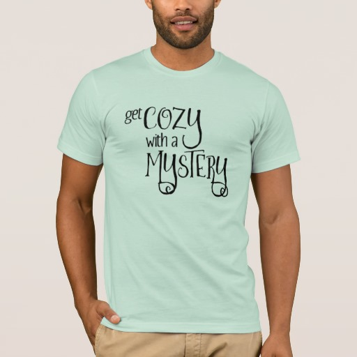 Get Cozy with a Mystery Men's Shirt (black design)