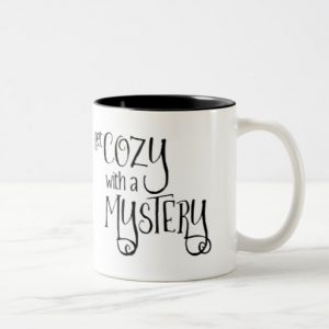 Get Cozy with a Mystery Mug (black design)