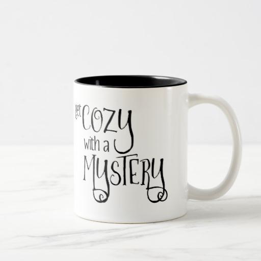 Get Cozy with a Mystery Mug (black design)