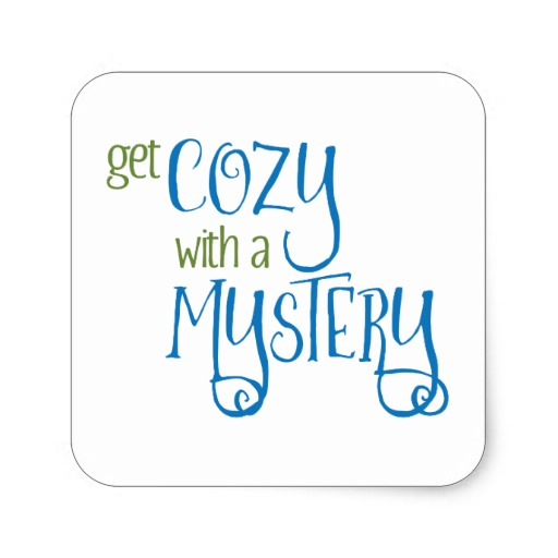 Get Cozy with a Mystery Square Sticker (colored design)