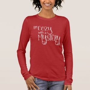 Get Cozy with a Mystery Women's Sweater (white design)