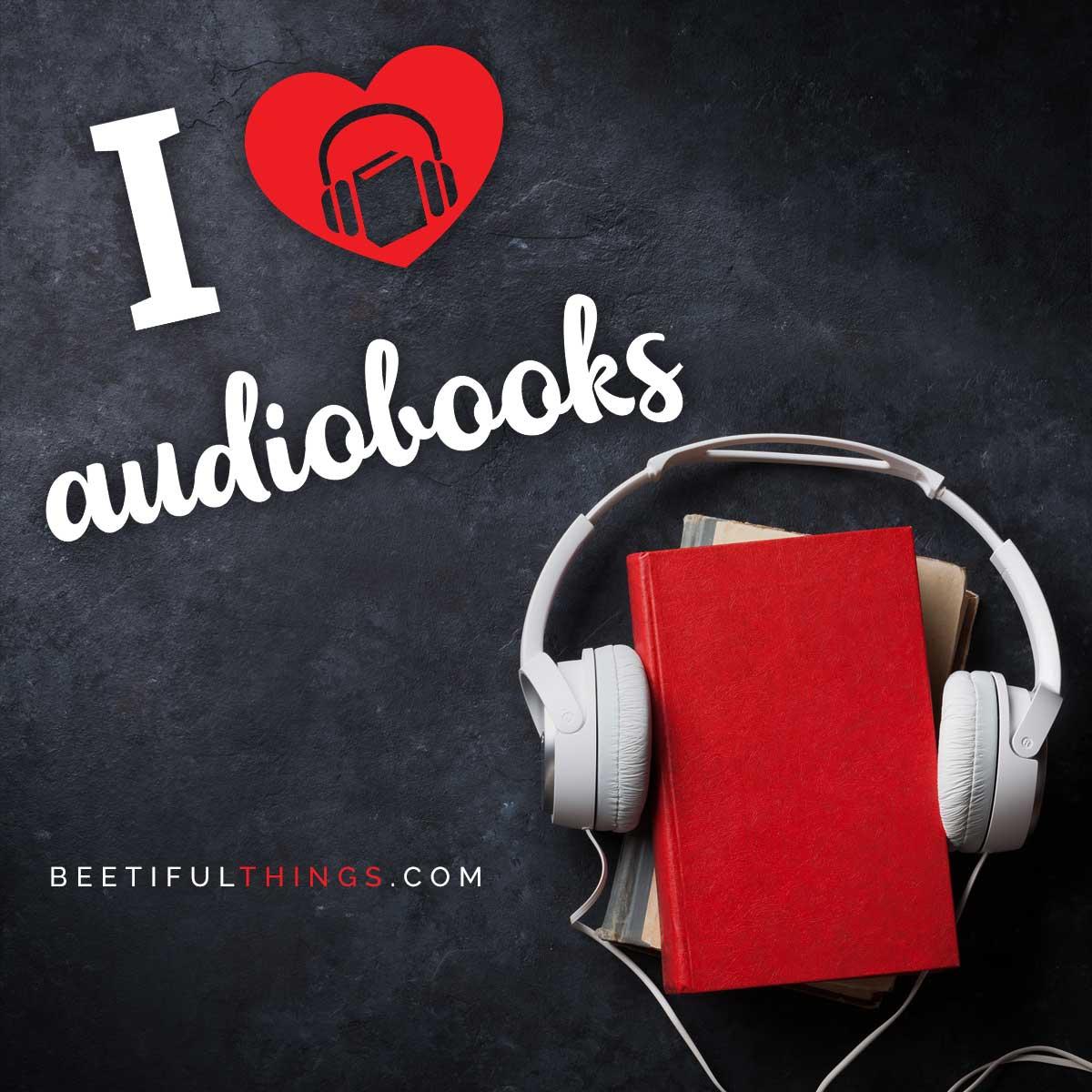 I Heart Audiobooks